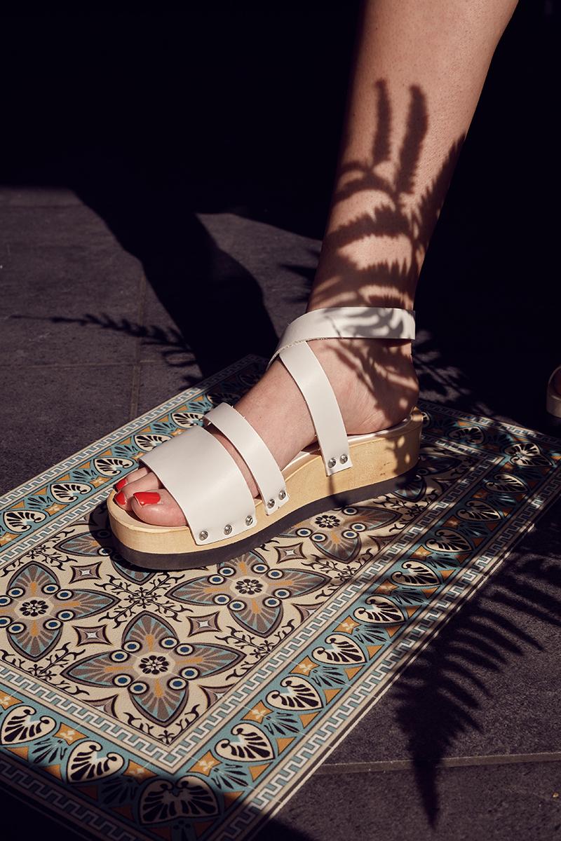 Ck1uj3tlf Still Life Bianco Sandalo Indossato Tc3uKJl1F